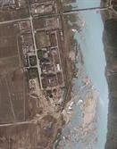 北 영변 핵시설도 태풍 타격…손상 미미하나 강 따라 피해 목격