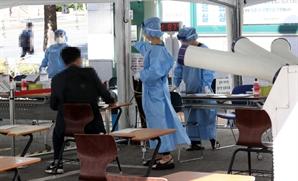 [속보] 강남구 디와이디벨로먼트 18일 첫 환자 발생후 총 9명 감염