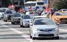 '개천철 차량집회 예고' 새한국, 도심서 카퍼레이드 시위