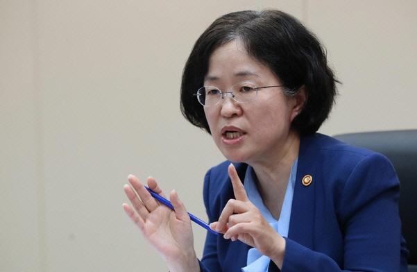 조성욱 '온라인플랫폼 공정화법으로 투명성 높일 것'