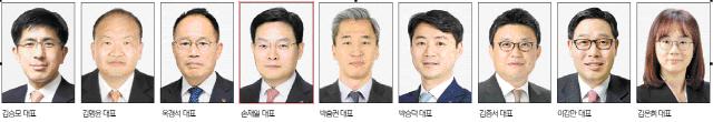 태양광 계열사 출신 대거 약진...김동관 친정체제로