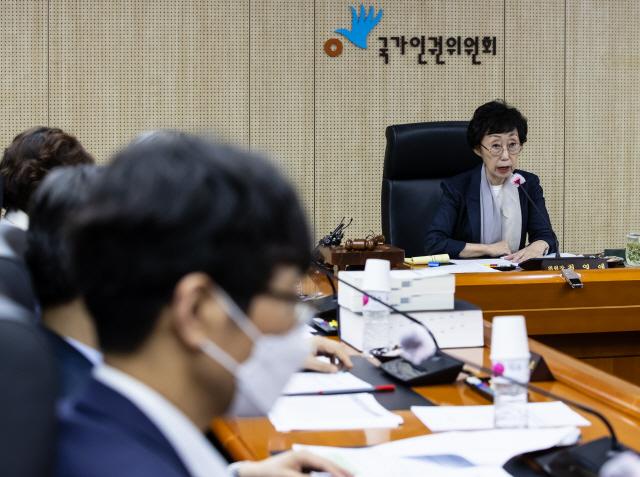 """인권위 """"국민에 총격가한 행위 유감… 철저한 원인 규명은 과제"""""""
