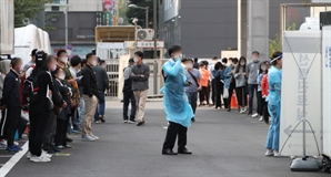 """""""부산 북구 만덕동 조용한 전파 진행 중""""…부산서 8명 추가 확진"""