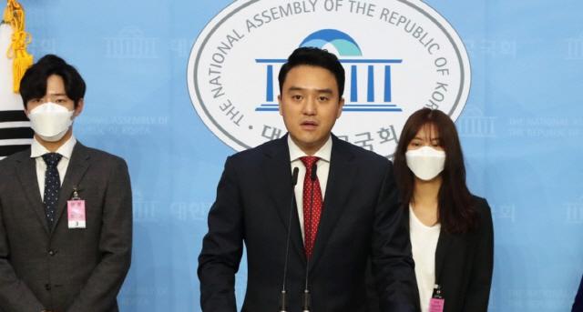 국민의힘 청년위원장 정계 은퇴 선언…'무거운 책임감 느껴'