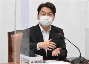 야권 대선 1위 안철수 잡아끄는 야당…장제원·원희룡 '초록동색' 강조