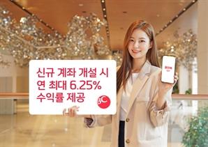 """""""연 최고 6.25% 수익률 잡으세요"""" BC카드, 페이북 통해 신규 계좌 개설 고객 대상 이벤트"""