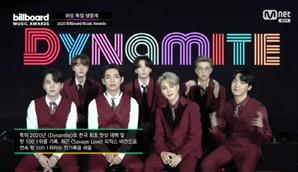 '2020 빌보드 뮤직 어워드' 방탄소년단, 4년 연속 '톱 소셜 아티스트' 부문 수상
