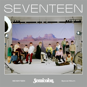세븐틴, 19일 발매 스페셜앨범 ';[Semicolon]' 선주문량 110만 달해