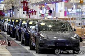 """""""테슬라 모델3에 중국산 모터 탑재""""...中, 글로벌 부품 공급망 노린다"""