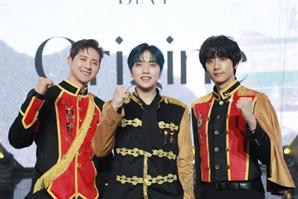 [SE★현장] 확 바뀐 B1A4의 모든 것 #3인조 #바나 사랑 #자작곡(종합)