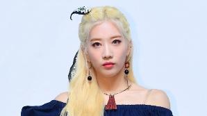 이달의 소녀 김립, 그윽한 눈빛