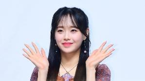 이달의 소녀 츄, 심쿵 손인사