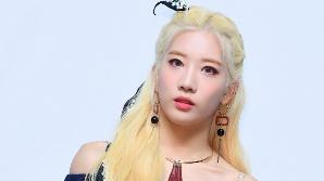 이달의 소녀 김립, 우아한 미모