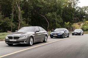 '안전은 기본' BMW 뉴5시리즈…마일드 하이브리드로 연비 UP [Bestselling Car]