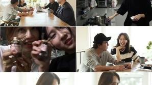 '우다사3' 오현경, 18세 딸 채령 공개…탁재훈 위해 수제 초콜릿 제조