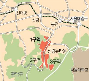 신림1구역, 서울 최대 '신탁 재개발' 임박…11월 총회서 결정