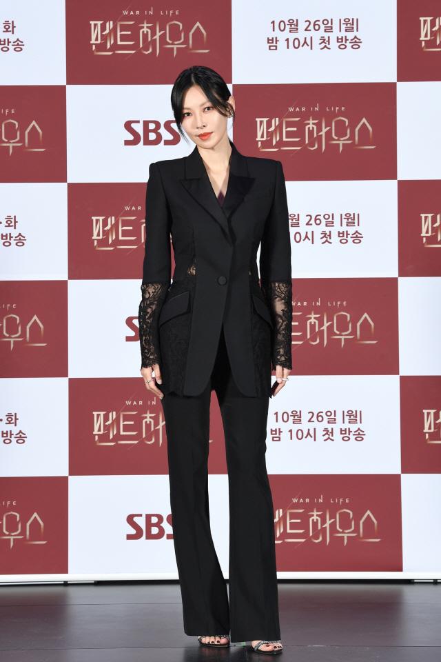 [SE★현장]'펜트하우스' 김소연 '악녀하면 '천서진' 기대해주세요'