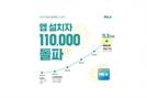블록체인 기반 포인트 통합 플랫폼 밀크, 6개월 만에 11만 명 다운로드했다