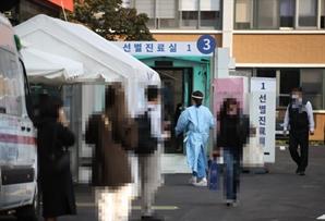부산 동네의원 n차감염 1명 추가 확진…누계 584명