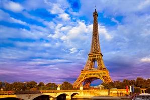 """북적이던 에펠탑마저...""""방문객 10분의 1뿐"""""""