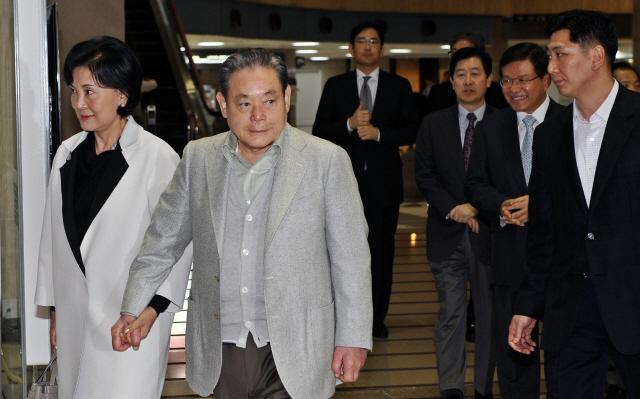[이건희 별세] 삼성상회 3남이 '글로벌 톱 삼성' 다지기까지