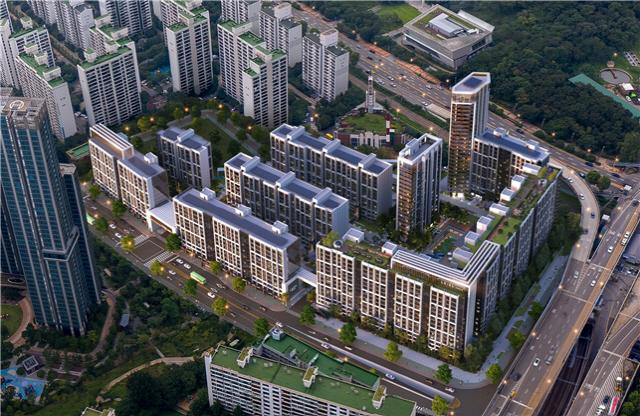 롯데건설, 이촌동 현대아파트 리모델링 수주…올해 2조4,000억 돌파