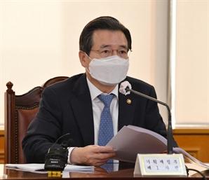 """김용범 """"韓 경제, 코로나 이전 수준으로의 회복 궤도 진입"""""""