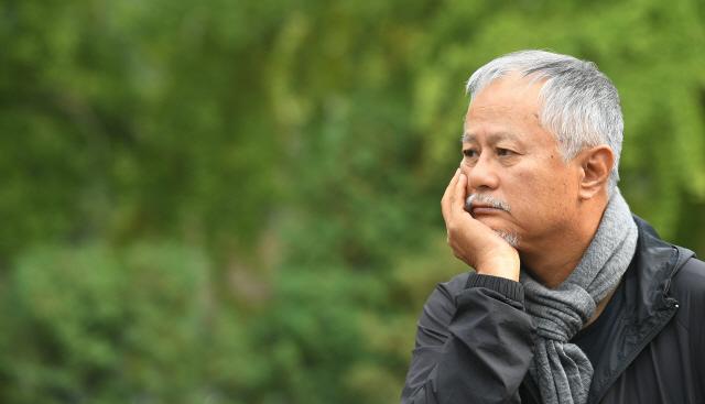송승환 '늙어가는 배우 이야기, 마음에 와 닿았죠'
