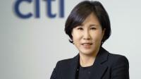 씨티은행장에 유명순, 민간은행 123년 역사상 첫 여성