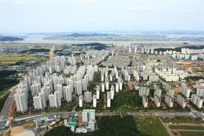김포 40평 집값 10억 돌파…규제지역지정 초읽기