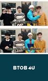 """비투비 서은광X이민혁X이창섭X프니엘, 새 유닛명 '비투비 포유' 발표…""""데뷔 초읽기"""""""