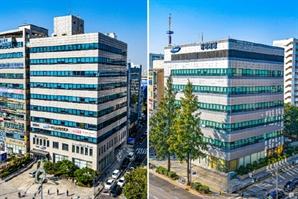 코람코운용, 삼성생명 상계·광명 빌딩 매각 추진