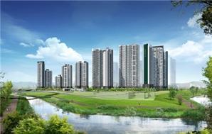 대우건설, '의정부역 푸르지오 더 센트럴' 분양