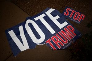 혼란스런 선거에...美언론들 준비 진땀