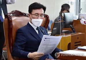 """최대집 국시합의 시사에…김민석 """"자작극 중단하라"""" 맹비난"""