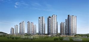 두산건설, 부산 사하구에 1,600가구 매머드단지 분양