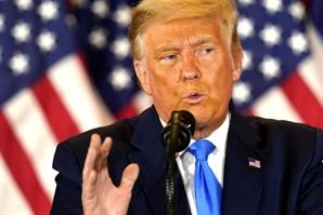 """트럼프 사실상 승리선언...""""미국민에 감사"""""""