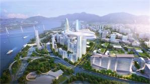 3.8조 한강개발사업, GS건설 컨소시엄 따내