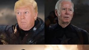 미국서 쏟아지는 트럼프 패배 '풍자' 콘텐츠