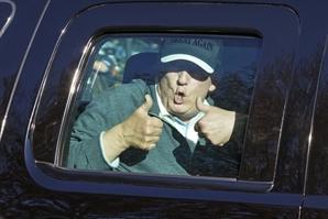 """""""트럼프, 물러나면 감옥 간다"""" 불복 원인 분석"""