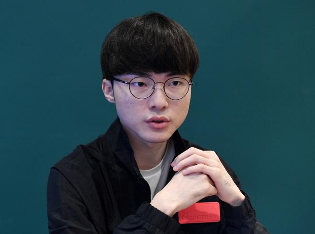 [이사람]'페이커' 이상혁 '은퇴는 게임이 재미없어지는 날…아직은 게임이 재밌다'