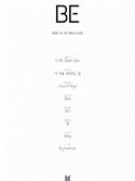 BTS, 새 앨범 'BE' 발매 앞두고 손글씨로 쓴 트랙리스트 공개