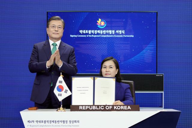 초대형 FTA 'RCEP' 타결...韓 자동차·부품 업계 수혜 기대