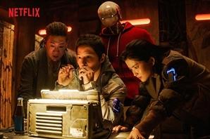 한국형 SF 블록버스터 '승리호'도 넷플릭스로 공개된다… 시기는 미정
