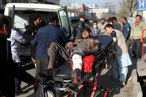 아프간 수도 카불 로켓 피격…최소 8명 사망·30여명 부상