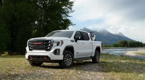 한국타이어, '오프로드 최강' GM 픽업트럭에 신차용 타이어 공급