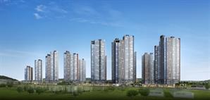 [눈길 끄는 분양단지] 두산건설 '두산위브더제니스 센트럴 사하'