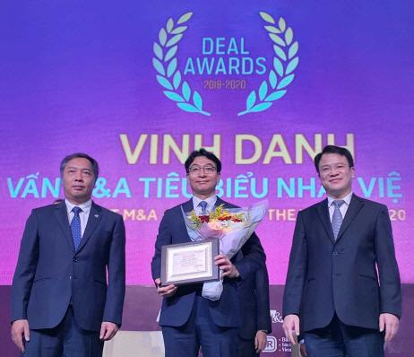 [시그널] 법무법인 태평양, 베트남 M&A 포럼서 5년 연속 '올해의 딜' 수상