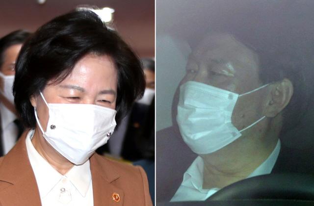 [속보]추미애, 윤석열 '직권남용' 혐의로 수사의뢰
