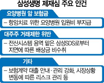 내달로 넘어간 삼성생명 제재심…징계 수위 촉각